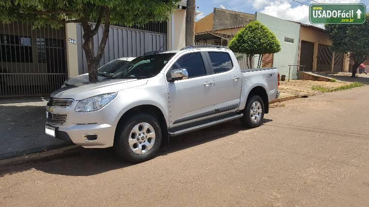 Veículo à venda: s10 ltz cd 4x4 flex power