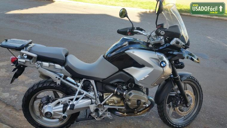 Veículo à venda: bmw r 1200 gs abs