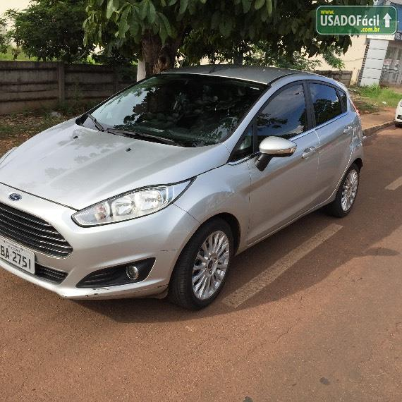 Veículo à venda: new fiesta hatch titanium powershift flex